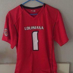 Other - Louisiana Ragin' Cajuns football jersey